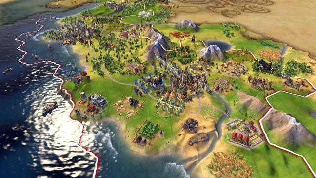 Civilization VI cuối cùng cũng đặt chân lên mobile hệ Android |ST666-VN-GAMES