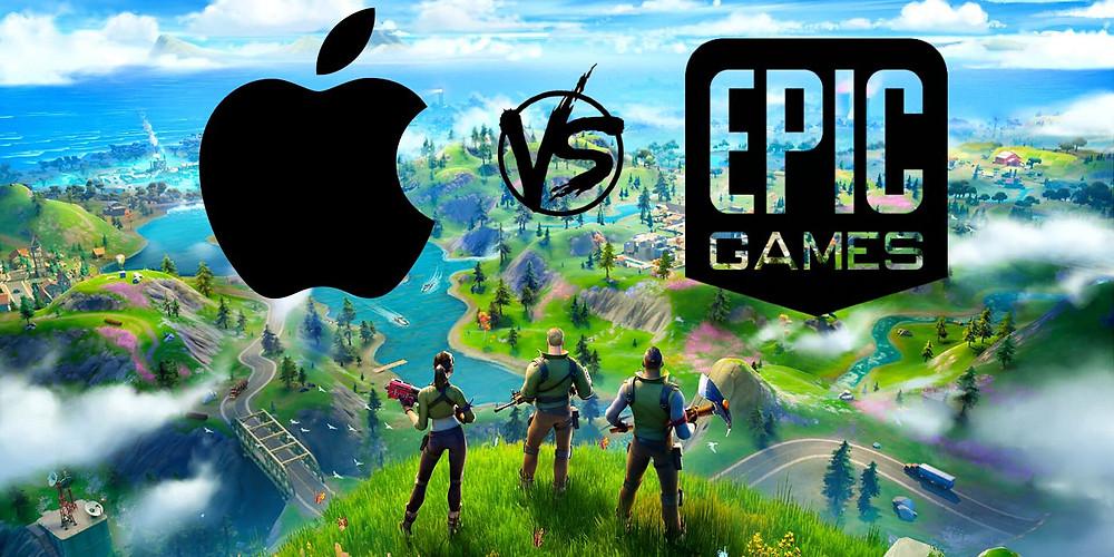 Apple và Epic Games tiếp tục đẩy cao căng thẳng khi đáp trả nhau |ST666-VN-GAMES