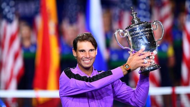 Rafael Nadal |VUA-THE-THAO