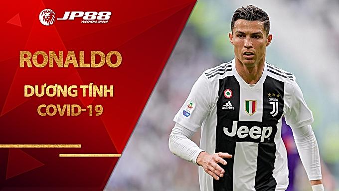 Ronaldo mắc Covid-19
