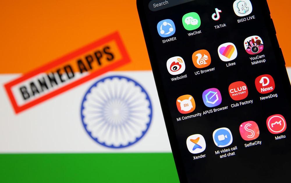 Từ 59 lên 275 ứng dụng, game Trung Quốc bị cấm ở Ấn Độ |ST666-VN-GAMES