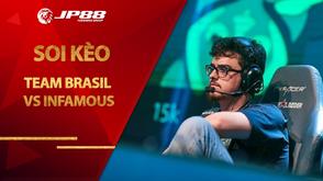 Kèo Team Brasil vs Infamous – Dota 2 – DOTA Summit Online 13: Americas