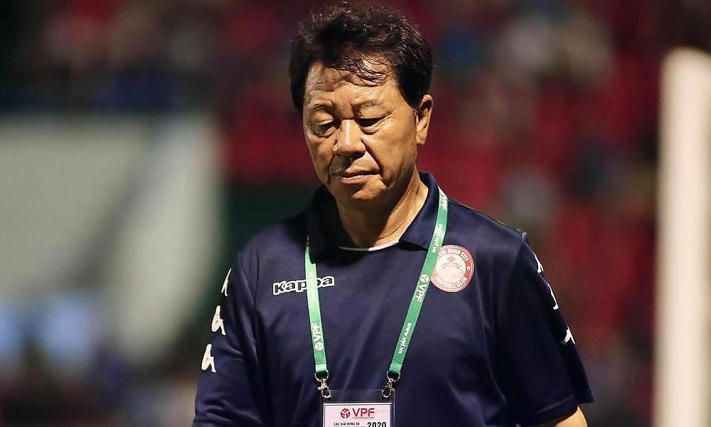 HLV Chung Hae-soung chia tay TP HCM mà không đòi đền bù hợp đồng |VUA-THE-THAO