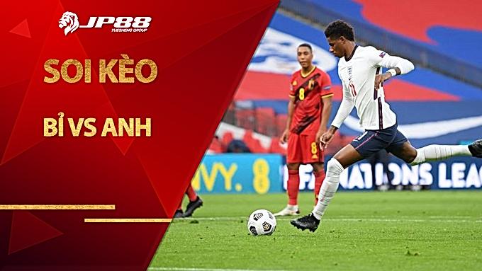 Soi kèo nhà cái Bỉ vs Anh, 02h45 ngày 16/11, Nations League