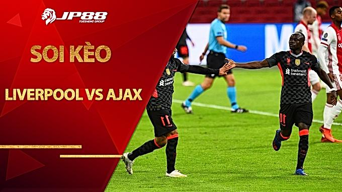 Soi kèo nhà cái Liverpool vs Ajax, 03h00 ngày 2/12, Cúp C1 châu Âu