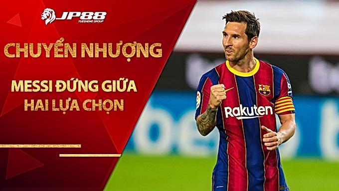 Chuyển nhượng 2/1: MU đợi tin mừng Sancho, Messi giữa hai lựa chọn