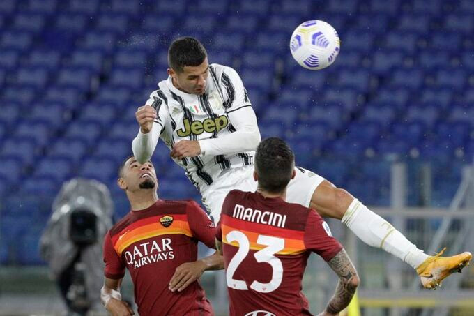 Ronaldo đánh đầu gỡ hòa 2-2 |VUA-THE-THAO