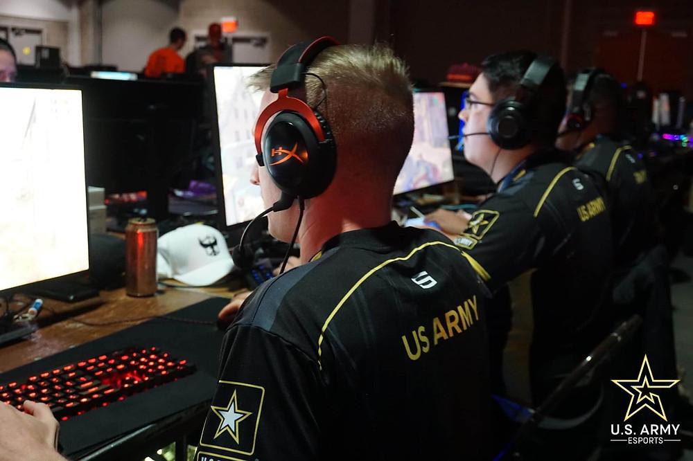 """Lập đội tuyển eSports là một trong những cách quân đội Mỹ """"dụ"""" các thanh niên nhập ngũ  ST666-VN-GAME"""