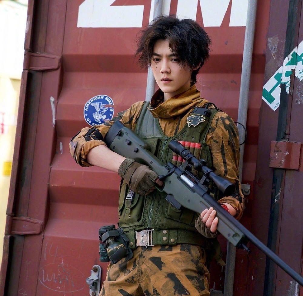 Một vài hình ảnh hậu trường web drama CrossFire |VUA-THE-THAO