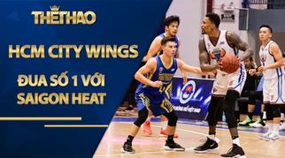 Bóng rổ Việt Nam nóng rực: Hochiminh City Wings thắng lớn, đua số 1 với Saigon Heat