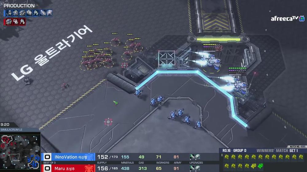 LG đặt quảng cáo trên bản đồ StarCraft |ST666-VN-GAMES
