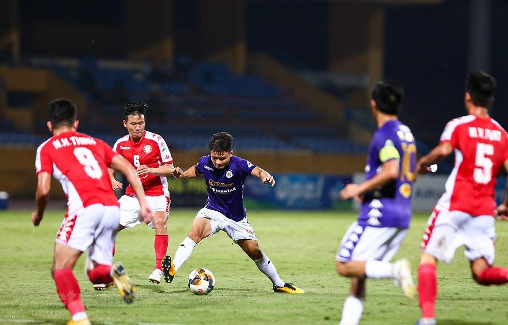 Hà Nội và Viettel lần đầu tiên đối đầu nhau trong một trận chung kết |JP88