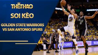 Soi kèo nhà cái bóng rổ – Golden State Warriors vs San Antonio Spurs – 10h00 – 21/1/2021