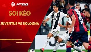 Kèo nhà cái Juventus vs Bologna, 18h30 ngày 24/1, Serie A
