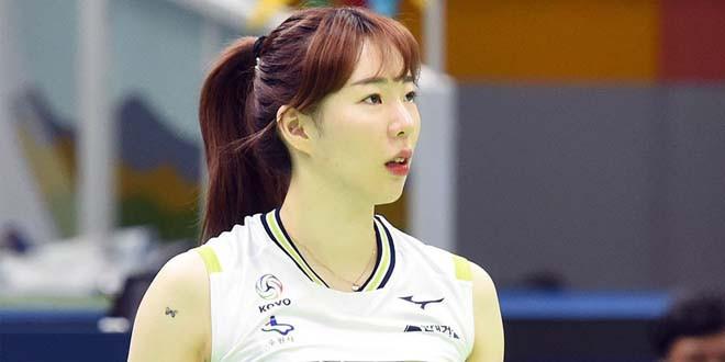 Nữ vận động viên bóng chuyền Go Yoo Min qua đời gây sốc  VUA-THE-THAO