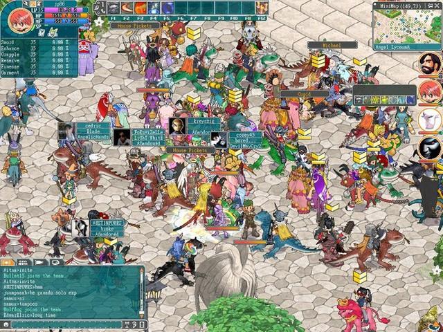 Game online cần cộng đồng để tồn tại. |ST666-VN-GAMES