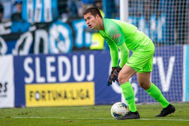 Filip Nguyễn trong màu áo Slovan Liberec (CH Séc)  VUA-THE-THAO