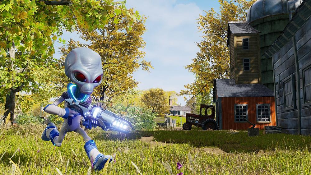 Destroy All Human là một trong các game nổi bật nhất |ST666-VN-GAME