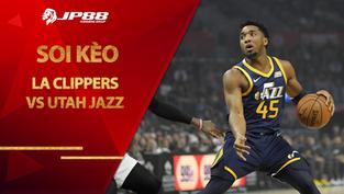 Kèo bóng rổ – LA Clippers vs Utah Jazz – 10h00 – 18/2/2021