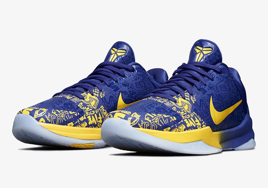 "Nike Kobe 5 Protro ""5 Rings"" |VUA-THE-THAO"