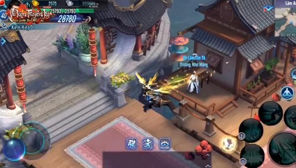 Thăng cấp khinh công cùng Phi Hồng Vũ Dực |ST666-VN-GAMES