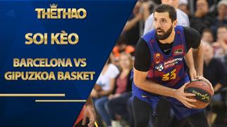 Kèo bóng rổ – Barcelona vs Gipuzkoa Basket – 17h30 – 4/10/2020