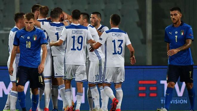 Trận hòa đáng quên của Italia trước Bosnia |VUA-THE-THAO