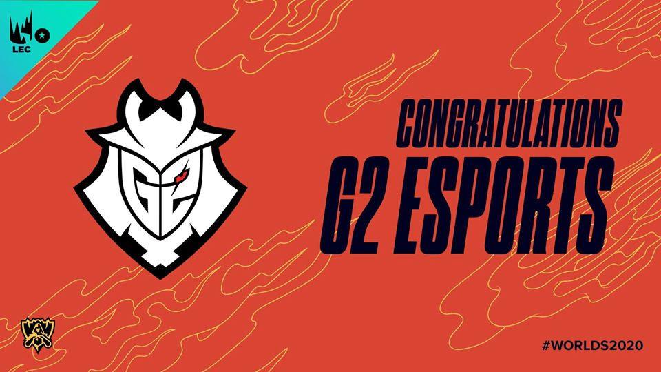 Những người con xa xứ G2 Esports là đội tuyển thứ 2 của châu Âu tới CKTG 2020 |VUA-THE-THAO