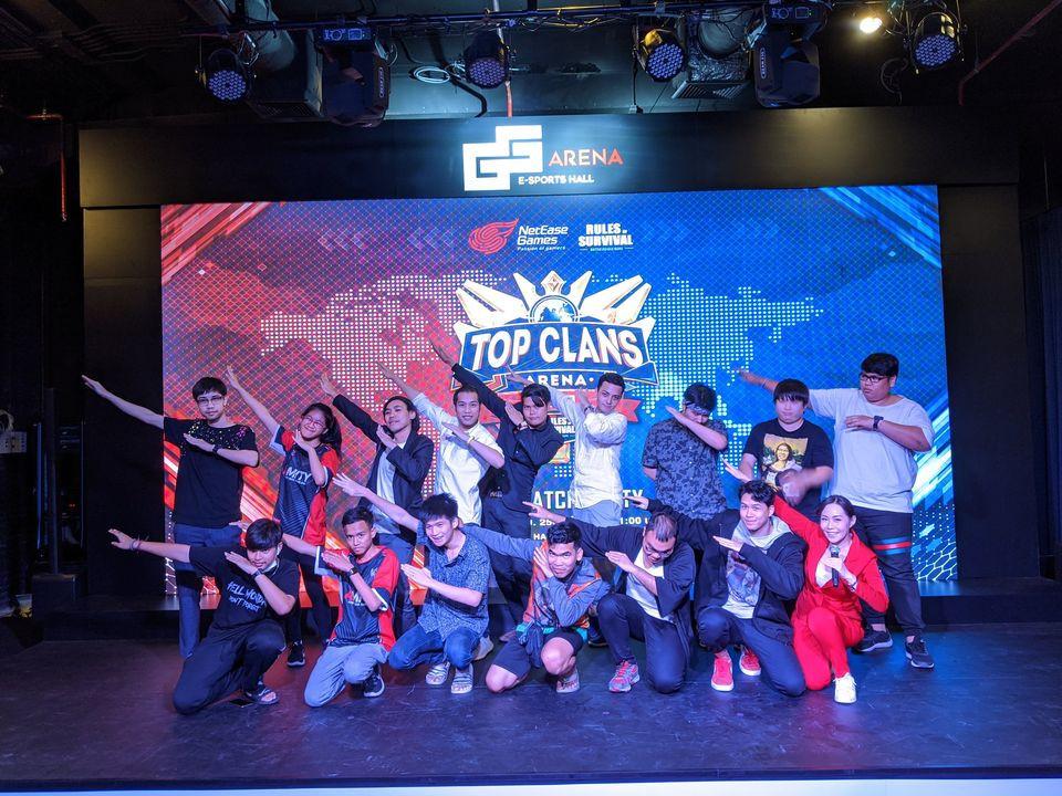 NetEase tổ chức Top Clans - chuỗi giải đấu lớn ở SEA  VUA-THE-THAO