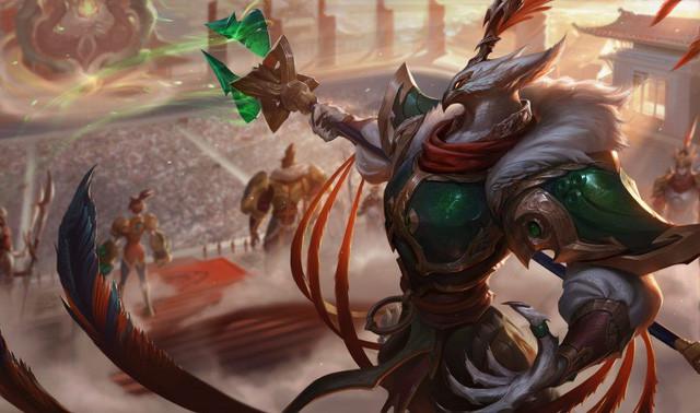 Azir chỉ mạnh trong tay những tuyển thủ chuyên nghiệp với kỹ năng thượng thừa  VUA-THE-THAO