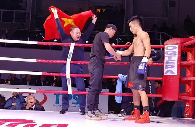 Nguyễn Ngọc Hải là võ sĩ boxing kỳ cựu của Việt Nam |VUA-THE-THAO