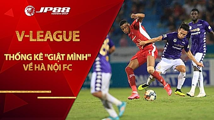 """Thống kê """"giật mình"""" về Hà Nội FC trước trận đại chiến với Sài Gòn FC"""