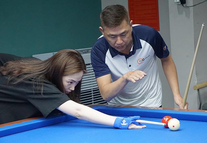 Hiện tại, Yu Ram và Mã Minh Cẩm đều thi đấu cho PBA Tour |VUA-THE-THAO