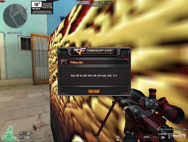 Hack, Cheat có thể khiến người chơi kỹ năng cao bị vu oan để rồi bị kich khỏi phòng. |ST666-VN-GAMES