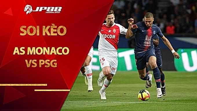 Soi kèo nhà cái AS Monaco vs PSG, 03h00 ngày 21/11, League 1