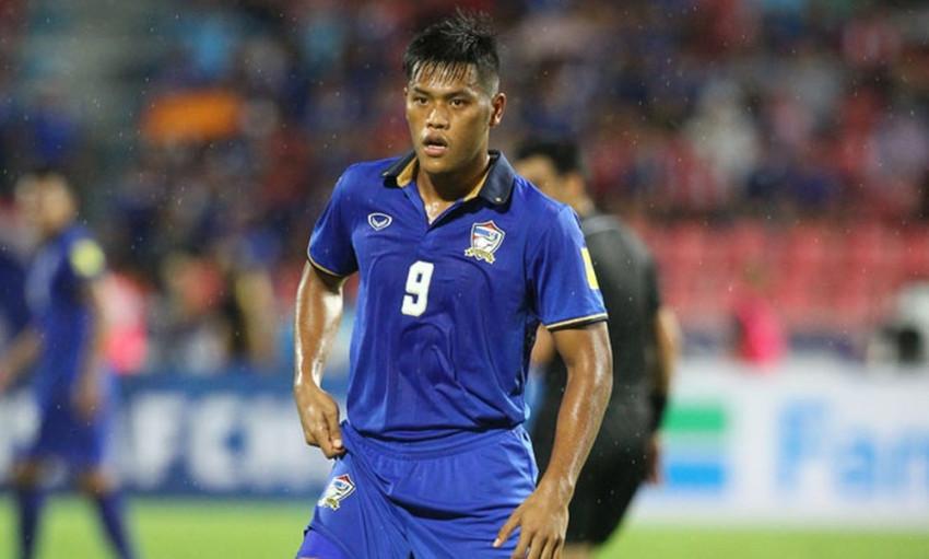 Siroch Chatthong mới ra sân 3 trận từ đầu mùa |VUA-THE-THAO