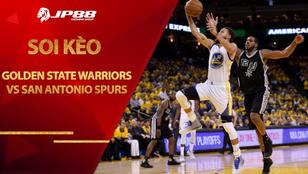 Kèo nhà cái bóng rổ – Golden State Warriors vs San Antonio Spurs – 10h00 – 21/1/2021