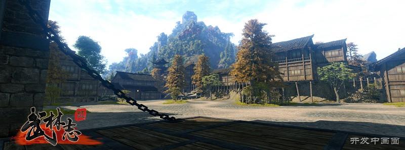 Snail Games sắp phát hành Võ Lâm Chí 2  ST666-VN-GAMES
