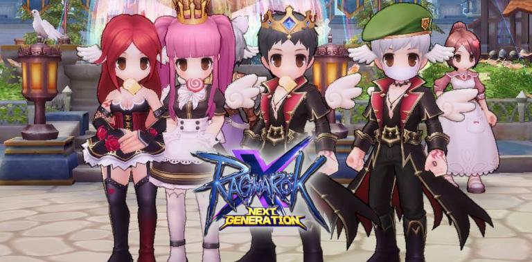 Ragnarok X: Next Generation sắp đến tay game thủ Đông Nam Á  ST666-VN-GAMES