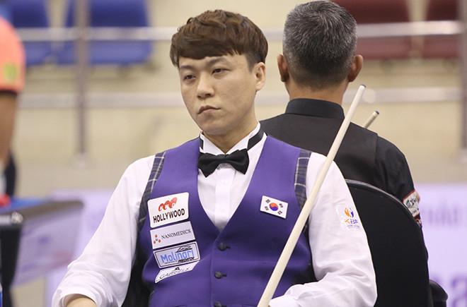 Cơ thủ Choi Sung Won đánhhụt dẫn đến trận thua trước Anh Chiến |VUA-THE-THAO
