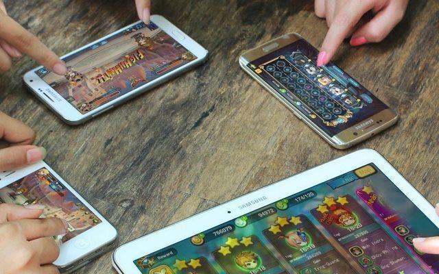 Không thể phủ nhận rằng game mobile đang thống trị thị trường game Việt |ST666-VN-GAME
