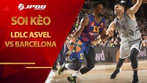 Kèo nhà cái – LDLC ASVEL vs Barcelona – 2h45 – 28/11/2020