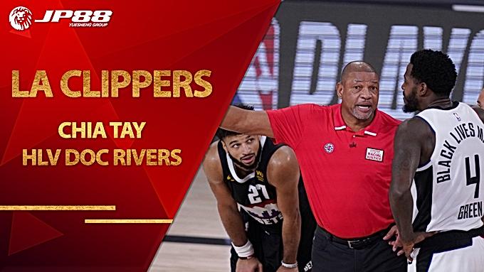 LA Clippers chia tay HLV Doc Rivers