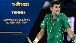 Djokovic được bảo vệ nghiêm ngặt ở Mỹ, đội an ninh giám sát 24/24