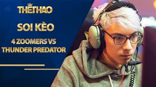 Kèo 4 Zoomers vs Thunder Predator – Dota 2 – DOTA Summit Online 13: Americas