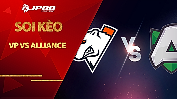 Kèo nhà cái DOTA2, VP vs Alliance – Dota 2 – EPIC League Division 1