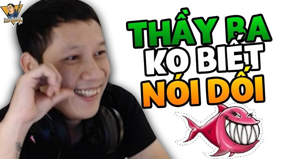 Thầy Ba thich reaction các clip người mẫu Ngọc Trinh  ST666-VN-GAMES