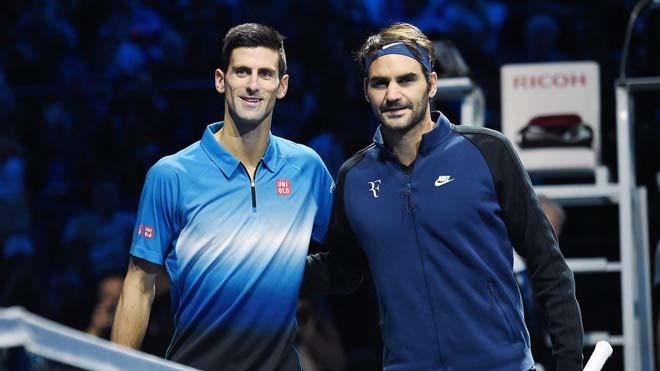 Djokovic cần học hỏi Federer nhiều hơn |VUA-THE-THAO