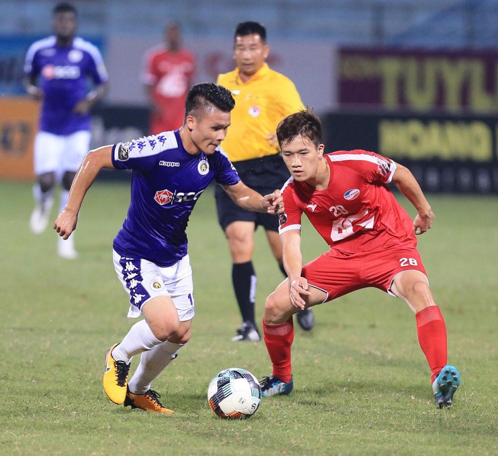 Quang Hải hồi sinh, liên tiếp ghi bàn trong trận thắng Cần Thơ và TP HCM |JP88