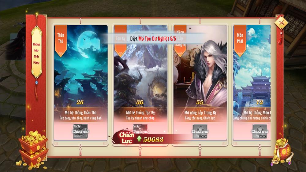 Nhiều tính năng nâng cấp nhân vật để mở khoá rất hấp dẫn chờ đợi người chơi. |ST666-VN-GAMES